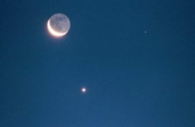 Две луны на небе 27 августа 2015. Правда или вымысел?