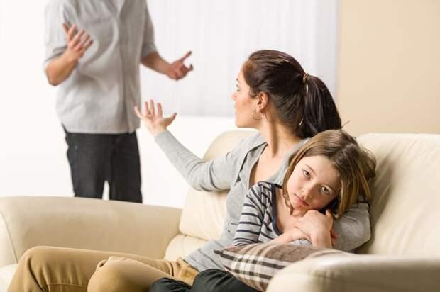 10 советов психолога, как пережить развод женщине с детьми