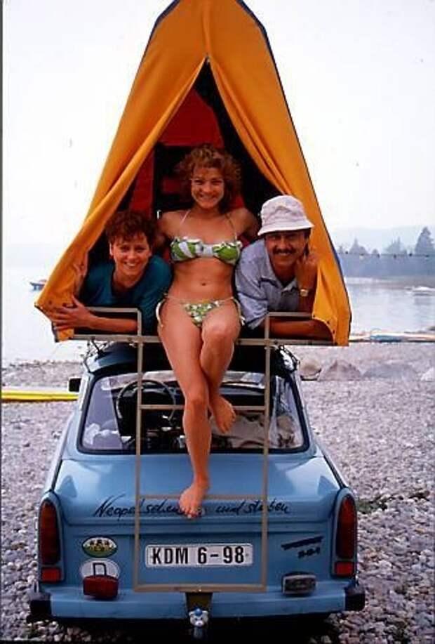 ГДР 80-х годов.