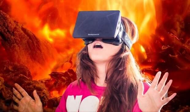 Facebook запускает ужасную технологию – рекламу в виртуальной реальности
