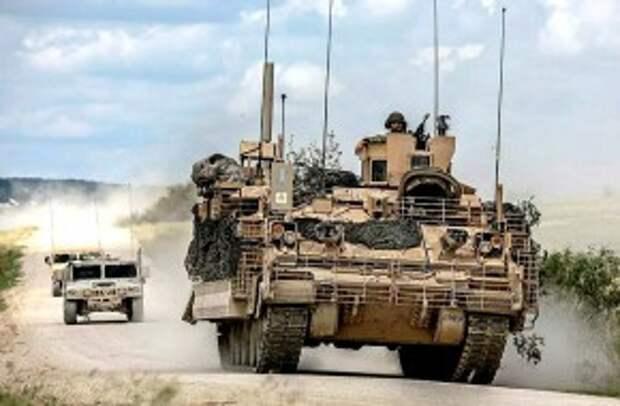 «Безбашенное решение»: США перебросят в Европу новую «броню»