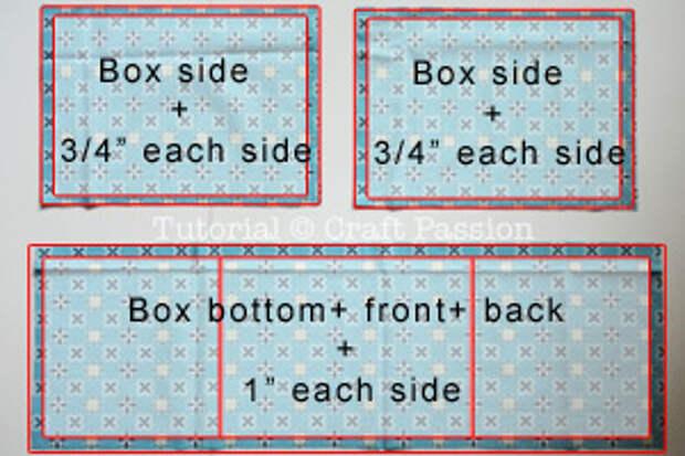 Ящики для хранения из картонных коробок (3) (300x200, 83Kb)