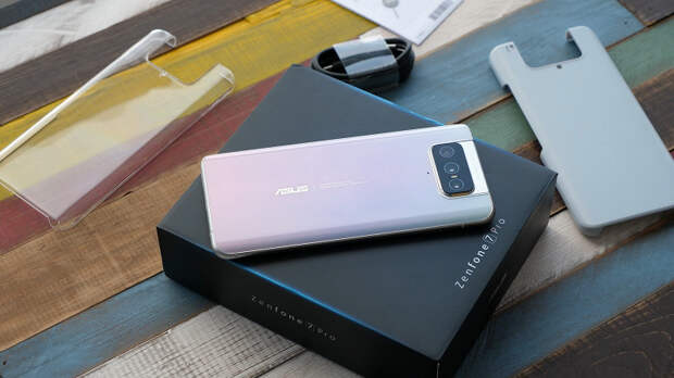 Самый маленький смартфон на Snapdragon 888. Asus ZenFone 8 поддерживает 30-ваттную зарядку