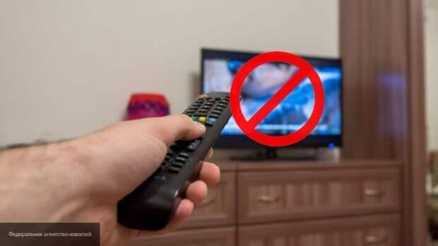 Украина тоскует по Дмитрию Киселеву после запрета российского ТВ