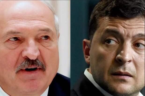 Лукашенко рассказал о просьбе Зеленского