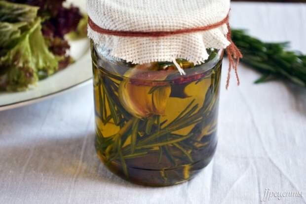 Как приготовить ароматное оливковое масло