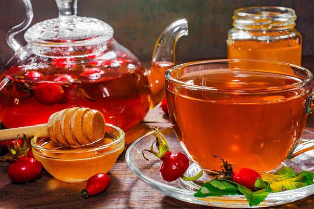 Мед и шиповник помогут сердцу