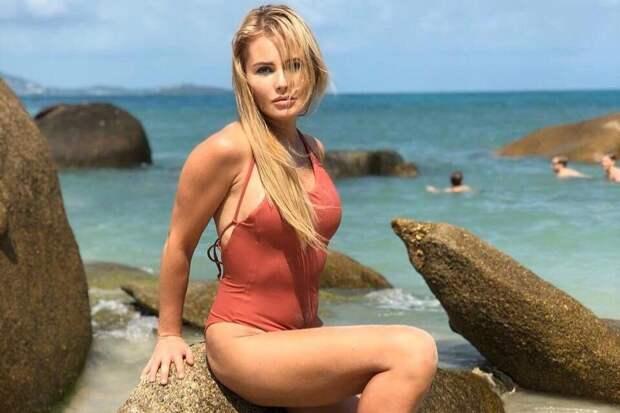 «Как Дзюба познакомился с такой грязной шлюшкой?» Дана Борисова — о секс-скандале футболиста сборной России