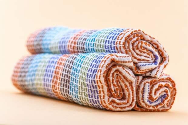 Как сшить прихватку из старого ненужного полотенца