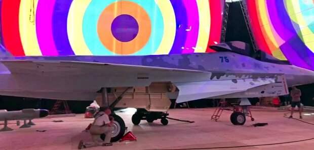Раскрыт внешний облик нового российского истребителя