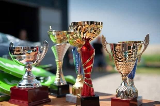Команда Западного Дегунина по стритболу заняла третье место на окружных соревнованиях