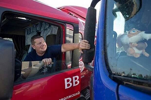 Тарифы за проезд большегрузов пересмотрят в феврале