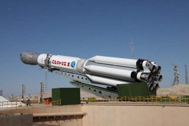 Ракета «Протон-М».