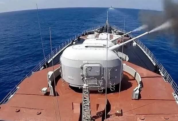 Россия вступает в противостояние в Красном море