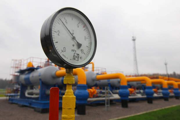 Экспорт газа газопровод