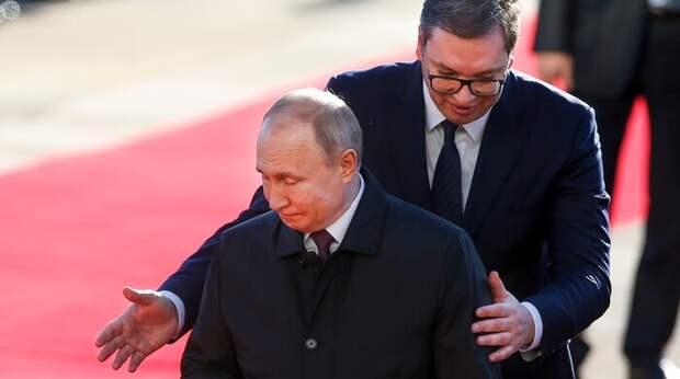 Россия, уходящая с Балкан навсегда