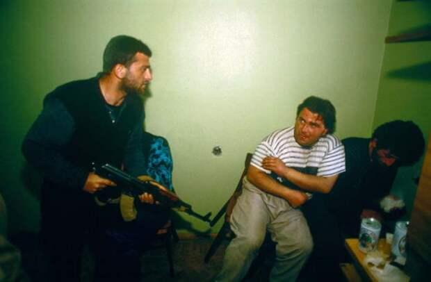 Сухум в 1992 году.