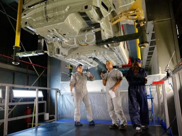 Заводы Toyota, Hyundai, Nissan, GM, VW и PSA-Mitsubishi начали работу после каникул