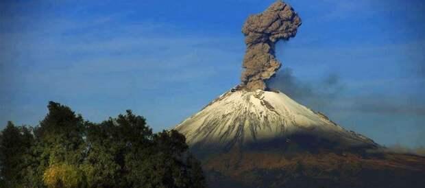 Почему вулканы привлекают инопланетян?