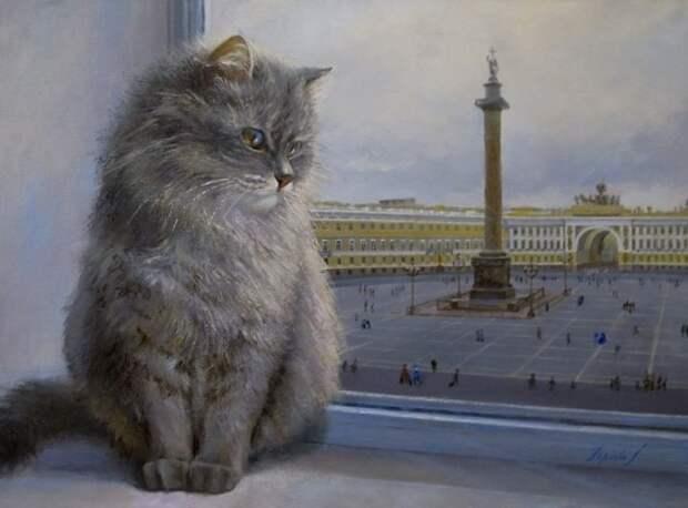 художник Ирина Попова картины – 06