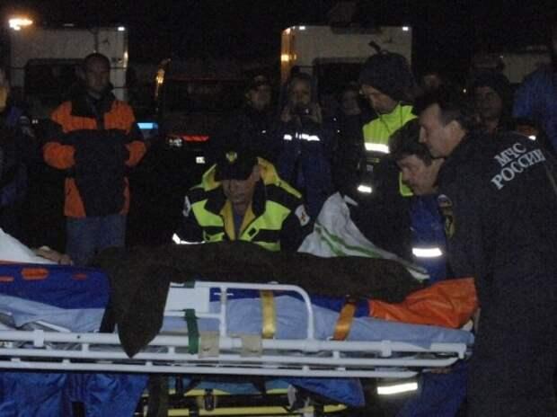 15 человек погибли в крупном ДТП в Брянской области