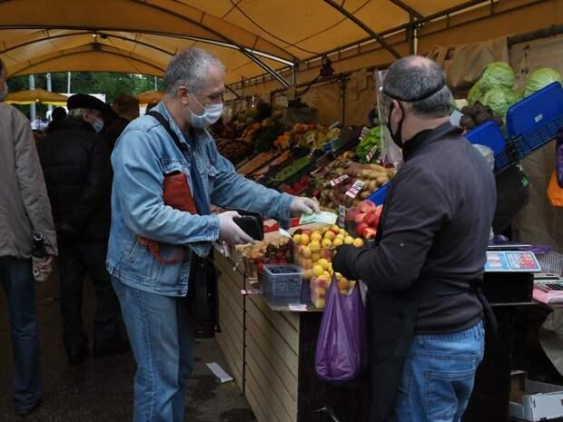 Еще 7 новых межрегиональных ярмарок готовятся открыться для покупателей в Москве