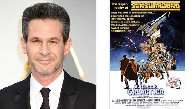 Саймон Кинберг возглавит киноверсию «Звёздного крейсера Галактики»