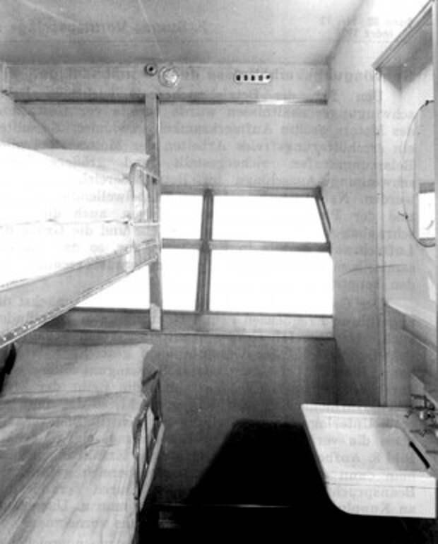 LZ-130 пассажирского салона