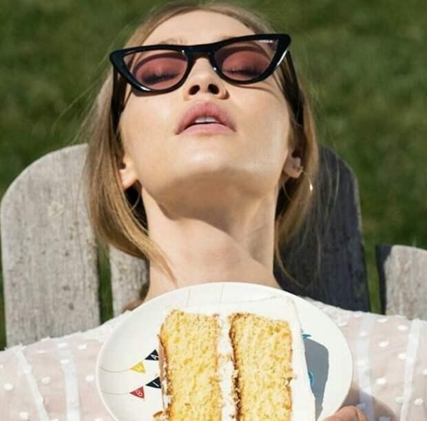 Изменив основные принципы питания, не придется переживать о лишнем весе. /Фото: i.pinimg.com