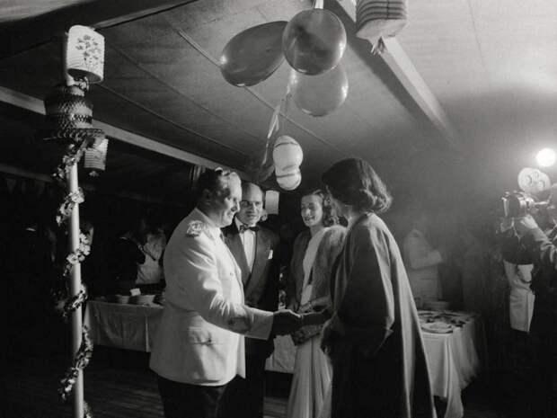 Как проходили гламурные вечеринки руководителей Югославии