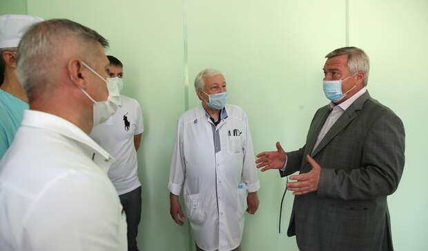 Деньги выделили на обновление здания скорой помощи в Шахтах