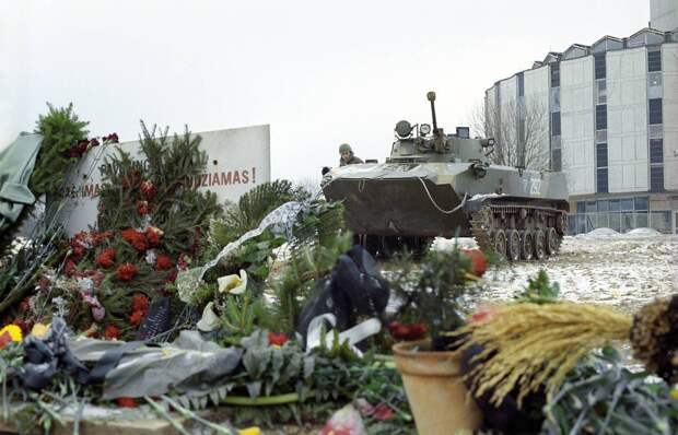 Вильнюс, 13 января 1991 года: как ренегаты и антисоветчики деморализовали защитников СССР