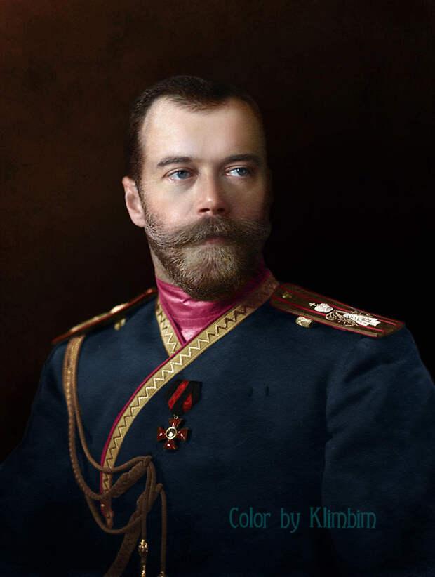 25 раскрашенных фотографий из истории России: от девятнадцатого века до Гагарина