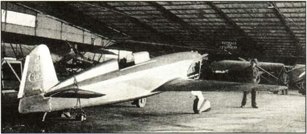 гоночный и рекордный самолет Caudron C-460