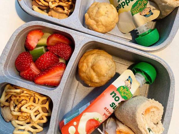 Почему взрослые забывают взять на работу что-нибудь вкусное и какие продукты должны входить в ланч-бокс (советы диетолога)
