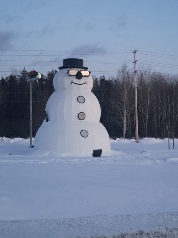 Тем временем в Канаде (13 фото)