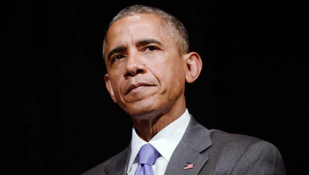 """Обама сказал слово """"ниггер"""" по радио"""