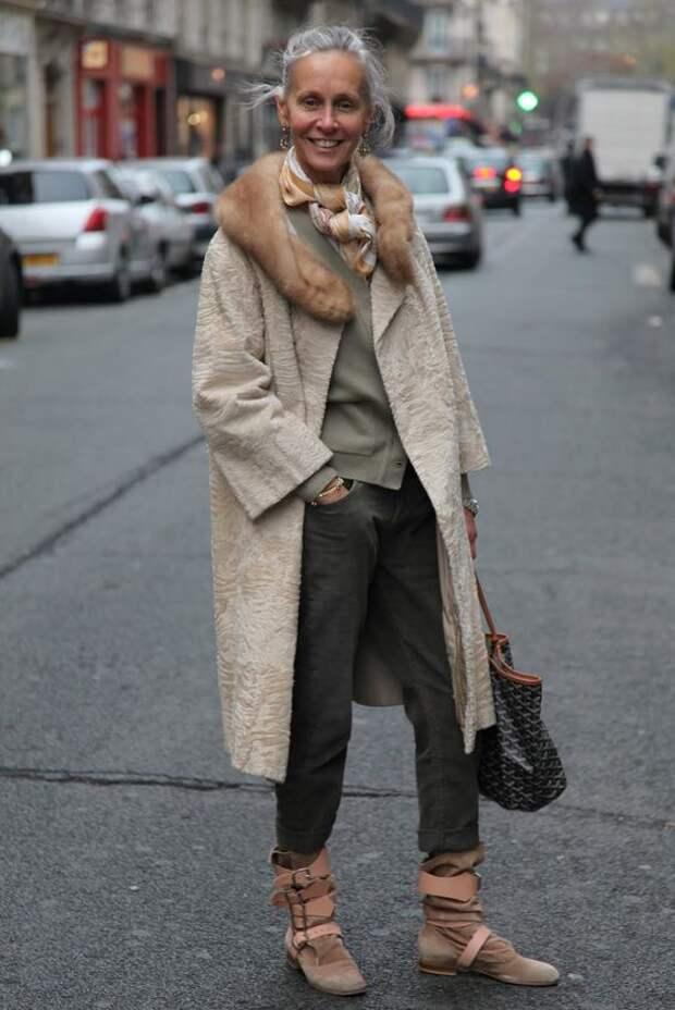 мода для возраста