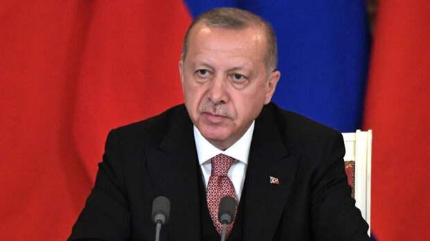Эрдоган допустил создание военной базы в Азербайджане