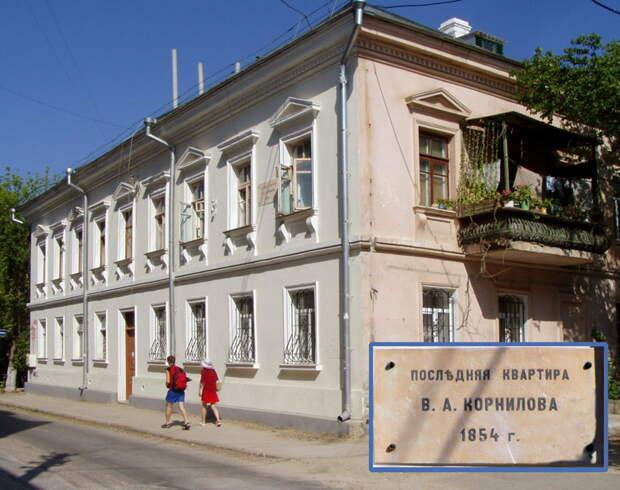 Здания в Севастополе, пережившие две обороны (фото)