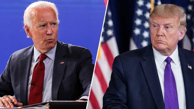 Кандидат на пост президента США докатились до обвинений в слабоумии