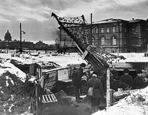 За Ленинградом всегда наступает Сталинград