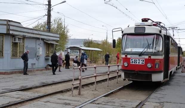 9мая вВолгограде введут особый график для общественного транспорта