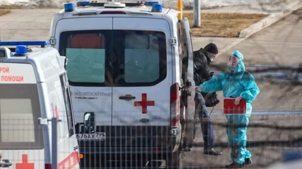 Свежая статистика по коронавирусу в России на 17 апреля
