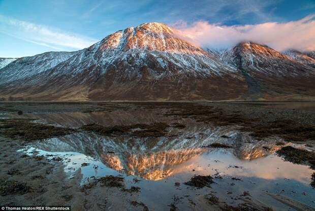 Озёрный край, графство Йоркшир и Шотландское высокогорье: красивейшие виды Великобритании
