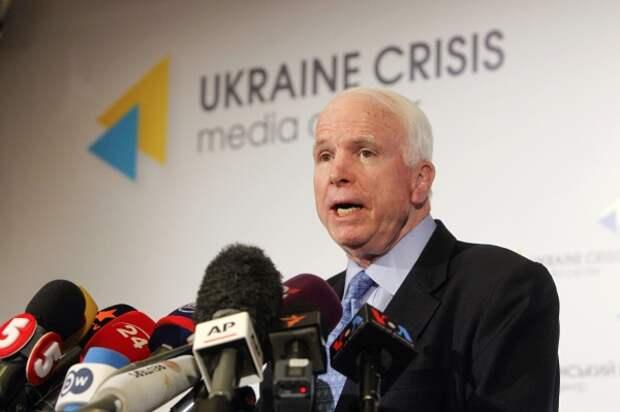 Маккейн: США должны приспособиться к реальности реваншистской России