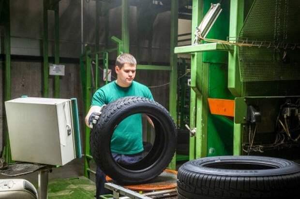 Российский завод Nokian Tyres: в десятку!