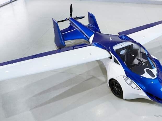Летающий автомобиль может пойти в серию в 2017 году