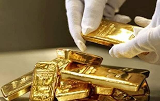 Настала пора покупать золото