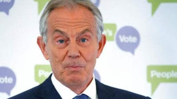 Тони Блэр назвал Байдена имбецилом за решение о выводе войск из Афганистана